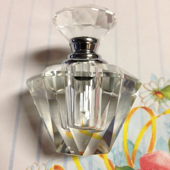 Oleg Cassini Accessories Crystal Perfume Bottle Poshmark